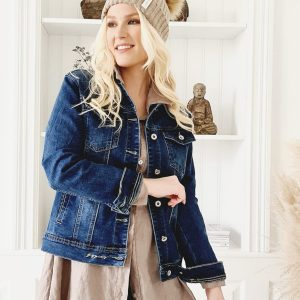 Perfect Fit Jeans Jacket Denim