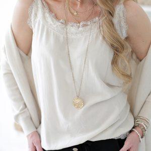 Bypias Nicole Top white