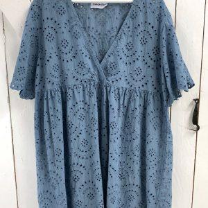 Bypias Lana dress indigo
