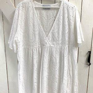 Lana dress white