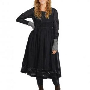 Ewa I Walla Kleid schwarz