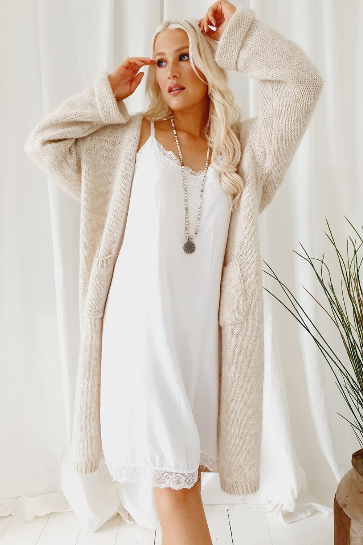 Bypias Nicole Dress white
